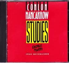CONLON NANCARROW STUDIES CD Ensemble Modern, Ingo Metzmacher - RCA / BMG