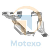 BM91628H Exhaust Approved Petrol Catalytic Converter +Fitting Kit +2yr Warranty