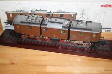"Märklin 5516 Locomotora Eléctrica Serie Eg 5 89 "" E91"" DRG Escala 1 Emb.orig"