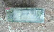RENAULT CLIO MK1 REAR NUMBER PLATE LIGHT UNIT AND BULB