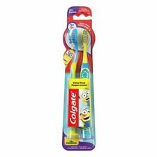 Colgate Kids Minions Toothbrush, 2 Count