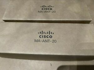 Cisco Meraki MA-ANT-20 Dual-band Directional Antennas MR62/MR66/MR72/MR74/MR84