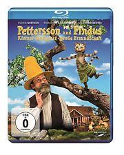 Blu-ray * PETTERSSON UND FINDUS - KLEINER QUÄLGEIST GROSSE FREUND .. # NEU OVP §