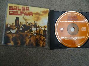 CD - SALSA CELTICA - SCOTTISH LATIN ADVENTURE -