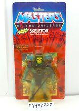 MOTU, Skeletor, Masters of the Universe, MOC, carded, sealed figure, He Man