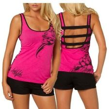 Metal Mulisha Ladies Crissy Tank Size M