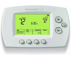 Honeywell Home Wi-Fi 7-Day Programmable Thermostat (RTH6580WF)