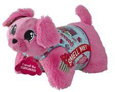 """Pupcake Sweet Scent Pillow Pet, 16"""", Pink"""