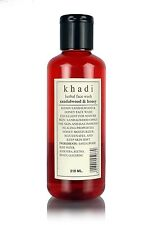 Khadi Herbal Face Wash Sandalwood And Honey - 210 ml
