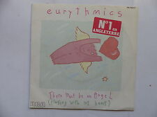 45 Tours EURYTHMICS There must be an angel , grown up girls 40247
