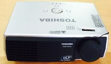 Toshiba TDP-PX10U Projector-As is