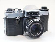 Praktica Nova B 35mm SLR Camera & Domiplan 50mm F2.8 Lens. Stock No U11935