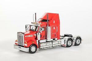 Kenworth T909 Prime Mover Truck Aero Kit Rosso Red Drake 1:50 Scale #Z01561 New!