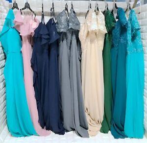 Wholesale Lot of 11pcs Women's Prom Bridesmaid dresses Formal Party Gown dress