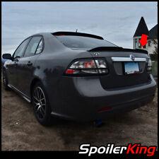 Spoilerking 284GC Rear trunk spoiler w/center cut (Fits: Saab 93 2003-2012)