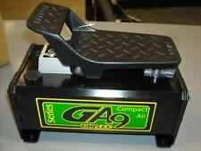 Ga90 Simplex Air Hydraulic Compact Foot Pump 10000 Psi Single Acting