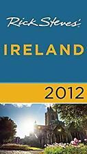 Rick Steves' Ireland 2012 by Steves, Rick -ExLibrary