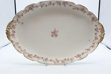 Ch Field Haviland Limoges Platter