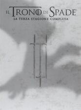 IL TRONO DI SPADE - STAGIONE 3 (5 DVD) COFANETTO SERIE Games of Thrones