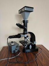Mikroskop Auflichtmikroskop Leitz Wetzlar