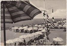 PORTOCIVITANOVA - LA SPIAGGIA - CIVITANOVA MARCHE (MACERATA) 1954