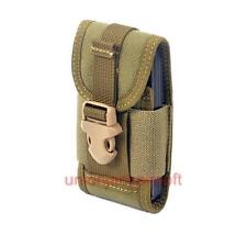 Fabric Phone Case Pouch Khaki