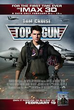 Top Gun movie poster : Tom Cruise poster 11 x 17 inches (style d)