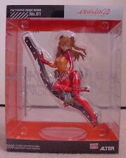 Evangelion Movie Asuka 1/6 scale Test Plug Suit Figure