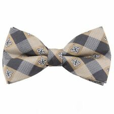 NFL Bow Tie, New Orleans Saints (Check) NEW