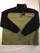 CALLAWAY GOLF 1/4 Zipper Fleece Sweatshirt (Re)Vive Dell Microsoft Size 3XL