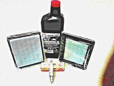 SERVICE KIT. HONDA HRX 476c 426c/537c Lawnmower, NGK PLUG, FILTER, 600ml sae OIL