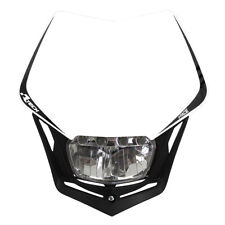 Race Tech V-Face Full LED Motorbike Universal Headlight White suit Husaberg