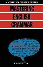 MASTERING ENGLISH GRAMMAR.