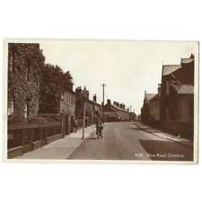 More details for chatteris new road, cambridgeshire, rp postcard by aspinall, unused