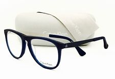 cfb776dcc0 New Calvin Klein Eyeglasses 5888 438 Matte Blue 54•16•145 With Case