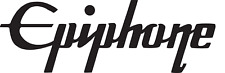 Epiphone (Gibson-ized Style) Headstock Logo Decal - Pick Your Color