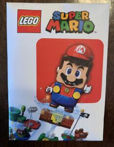 LEGO Super Mario Keychain - My Nintendo x LEGO VIP Reward METAL Promo Collab NEW