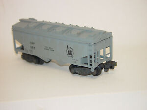 American Flyer 924 Covered Cement Hopper New Jersey Lines
