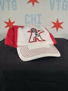 Kannapolis Intimidators / Hat New Era 47 Brand / Strapback/ Dad Hat