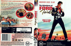 """The Adventures Of Ford Fairlane DVD Rock """"N"""" Roll Detective - Andrew Dice Clay"""