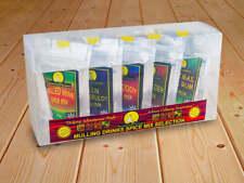 Seasoned Pioneers Traditional Mulling Drink Spice Gift Set Xmas Mulled Wine Rum
