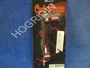 Cycle Pirates folding rear brake pedal lever 02 - 03 Yamaha R1 P 5PW-27211-00-00