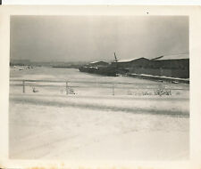 WWII 1945 train tracks at Port De Pantin France USA 2nd Mil Railway photo #3