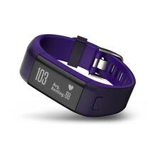 Garmin Vivosmart HR Sports Heart Rate and Activity Tracker Watch Purple Ml1707
