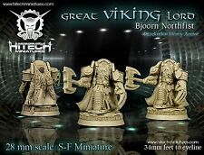 HiTech Miniatures Great Viking Lord Bjoorn Northfist (28mm) | Vikings