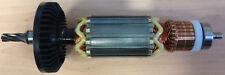 Makita Armature For 110v GD0810C Die Grinder 518148-9