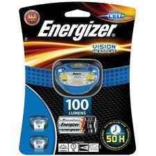 Energizer E300280300 Vision Headlight with 3 x AAA Alkaline Batteries