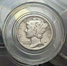 1931 P Philadelphia  Mercury Dime Circulated 90% Silver