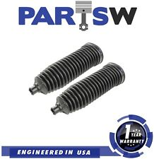 2 Pc New Rack & Pinion Bellow Boots for Ford, Lincoln, Mercedes-Benz, Mercury