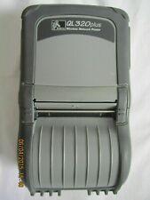 Zebra QL 320 Plus Mobile Thermal Printer Wireless Network Q3C
